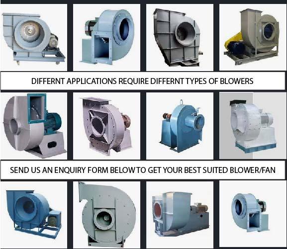 blower manufacturer